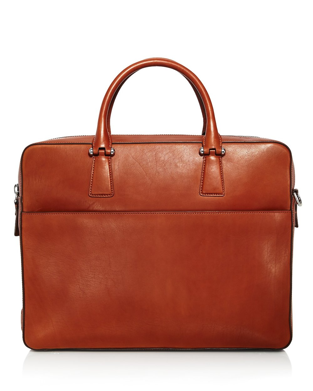 Cole Haan Lawford Leather Briefcase  - It's time for an upgrade. Boost his professional image with this gorgeous briefcase that gets the job done.