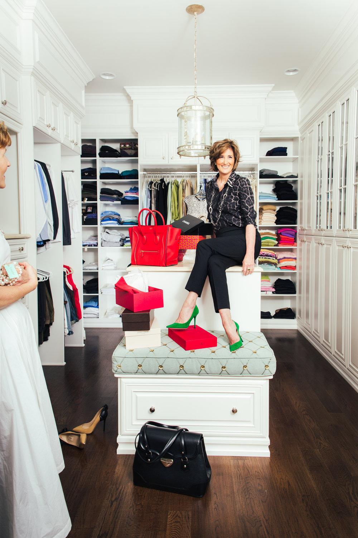 lily winston organizing services wardrobe
