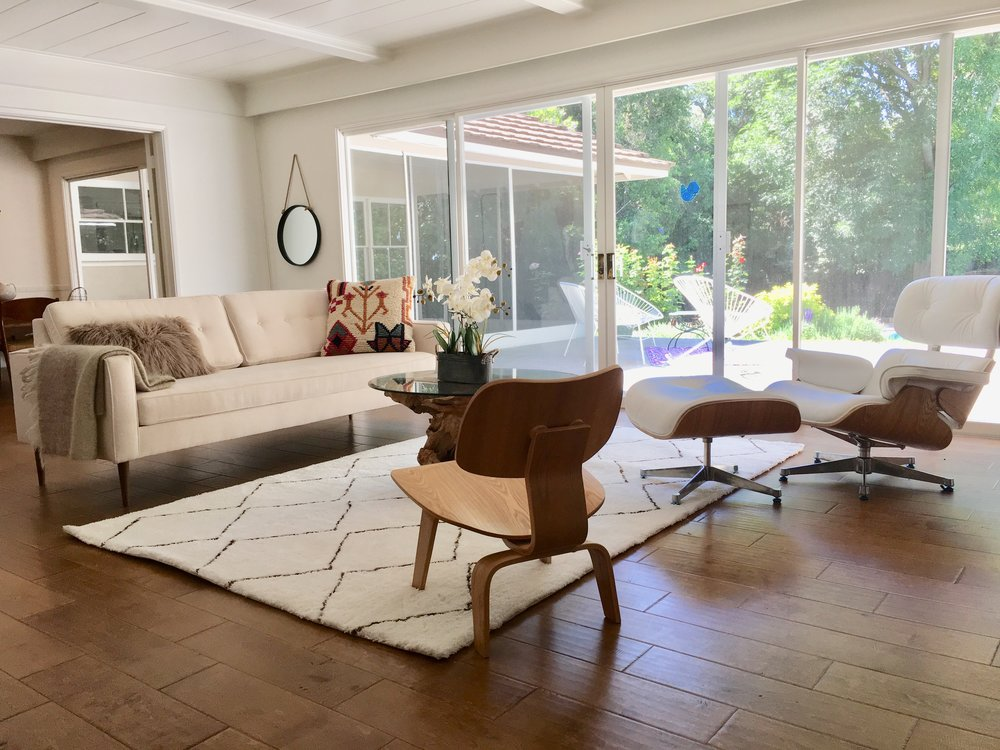 ENCINO HOUSE - JUST SOLD!(scroll through a slideshow below)