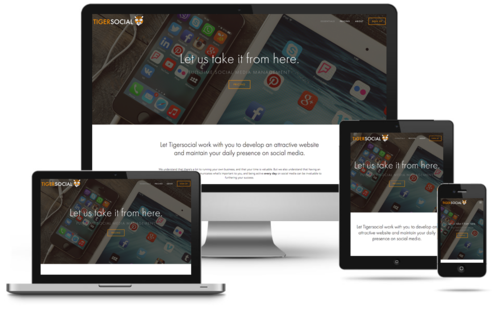 Future-proof your website with optimization for all devices.