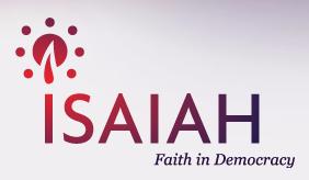 ISAIAH - Faith in Democracy