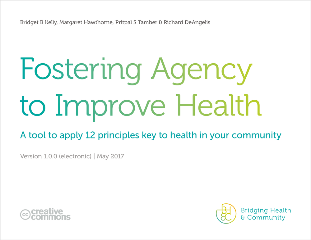 Our tool to help health care systems take stock of how they're working with communities