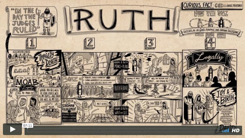 Ruth (1 Week)