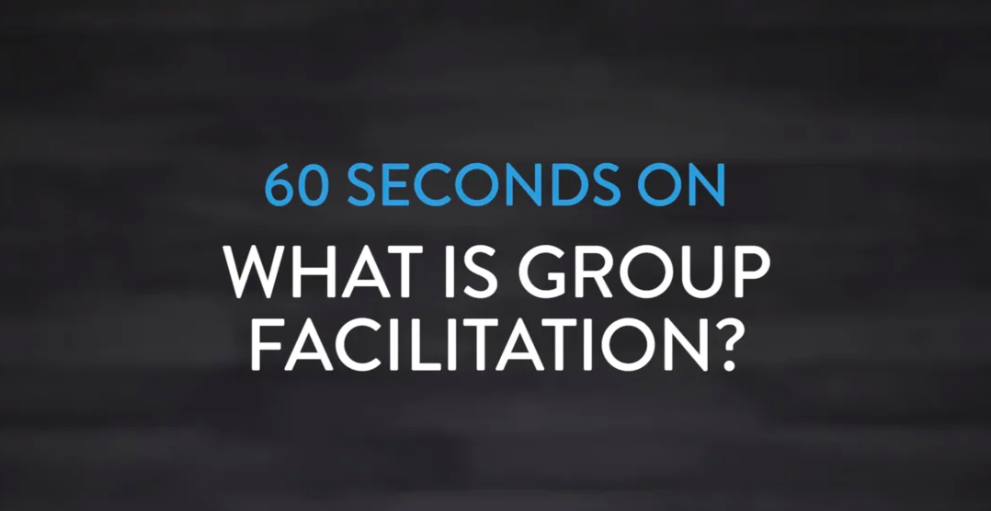 What is Group Facilitation