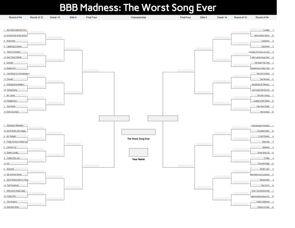 Worst Song Ever Bracket_ Submission Form - madness.jpg