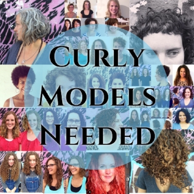Curly Haircut Models Needed