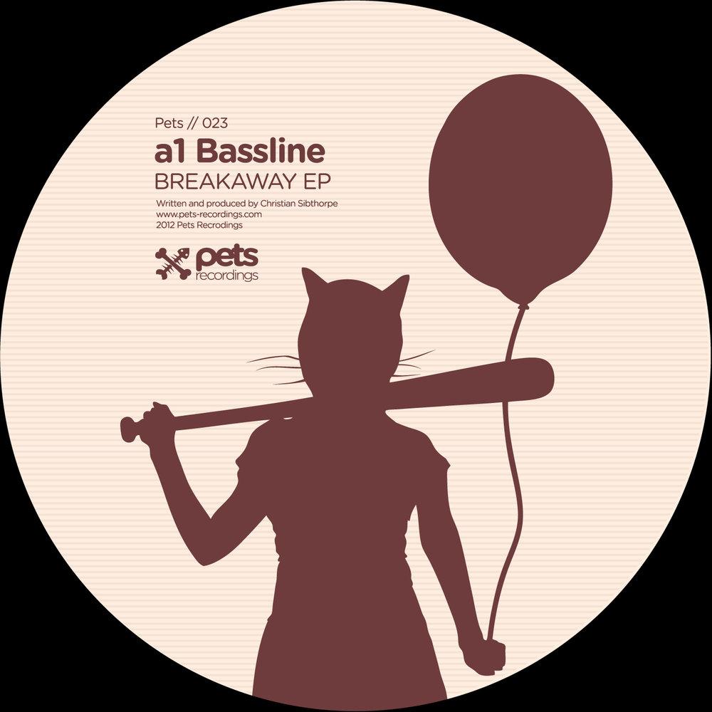 A1 Bassline - Breakaway [PETS023]