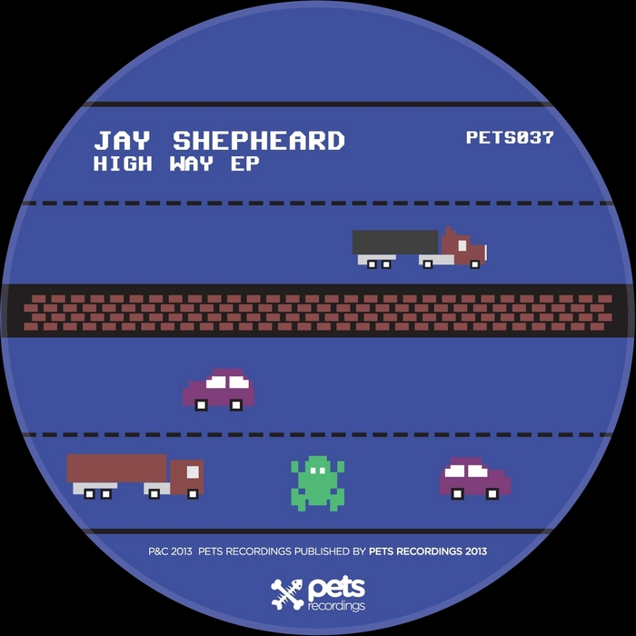 Jay Shepheard - High Way EP [PETS037]