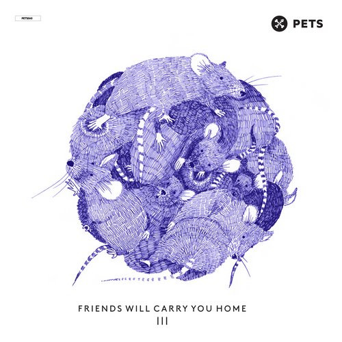 Friends WIll Carry You Home III - Part 2 [PETS043]