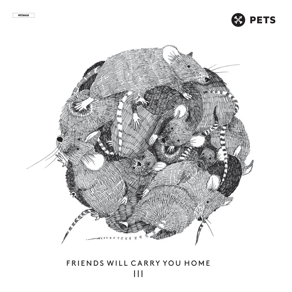 Friends WIll Carry You Home III - Part 1 [PETS042]