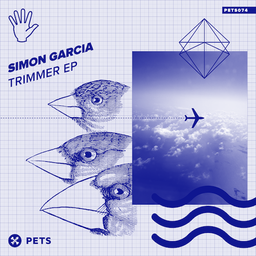 Simon Garcia - Trimmer EP [PETS074]