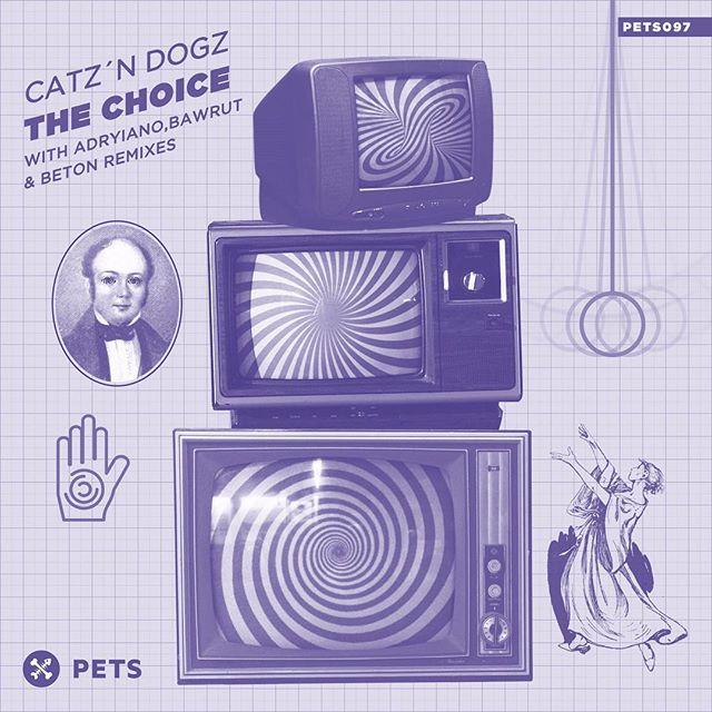 RECAP October 2018 ❤ @catz_n_dogz - The Choice (Miss Bunty Vocal) w/ #BETON, #Bawrut & #Adryiano #Remixes. @adryiano @betonbelgium @bawrut_silencio @missbunty . #petsrecordings #musicnotgenres #catzndogz