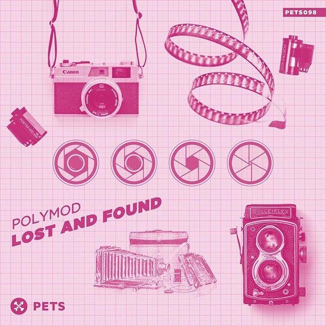 RECAP November 2018 👀  @polym0d - Lost and Found . . #polymod @shdwchld #shadowchild #petsrecordings #musicnotgenres #rinsefm