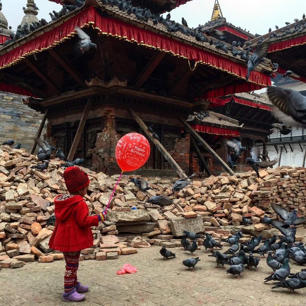 Antardristi: A safe House for children in nepal