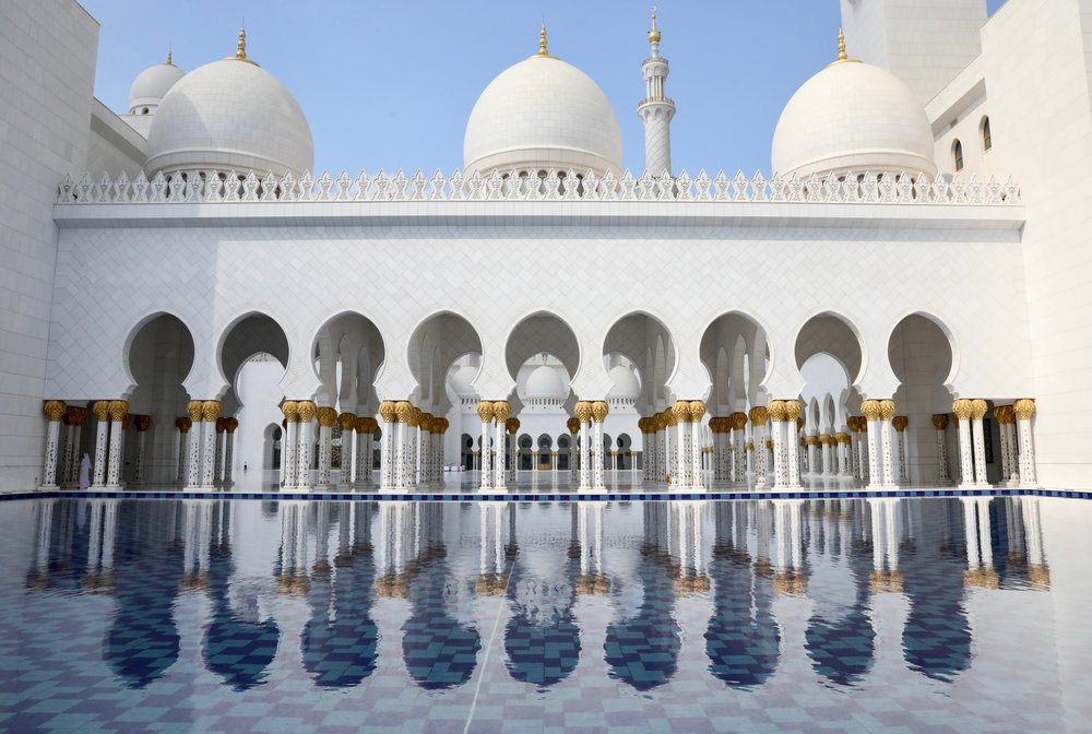 A guide to a long layover in Abu Dhabi