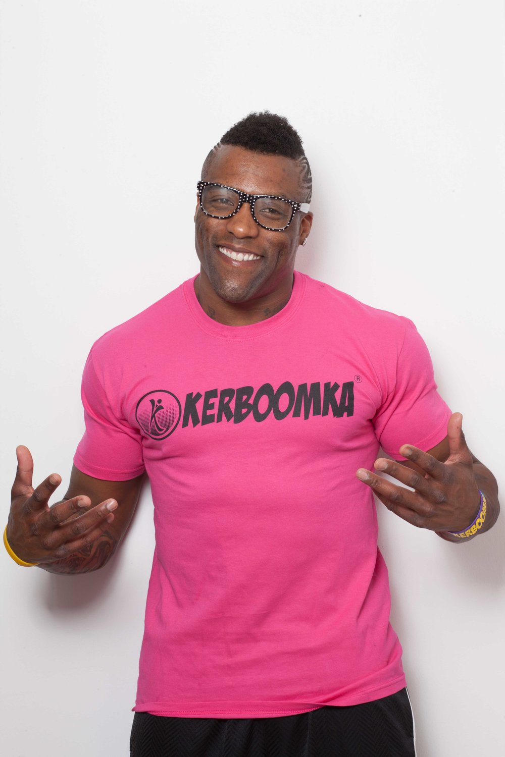 Kershel Anthony, Founder and CEO of KerboomKidz