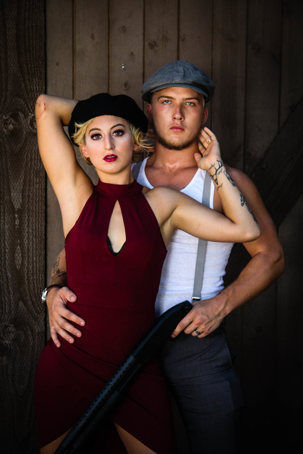 Bonnie and Clyde 11 original '.jpg