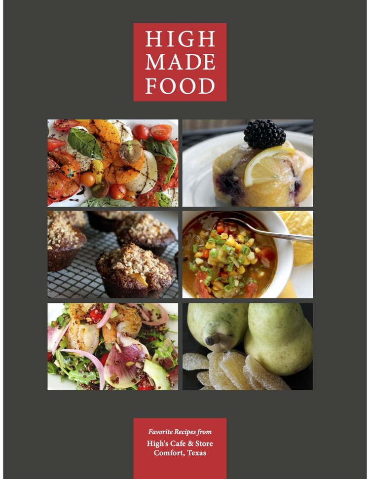 Highs cafe store highmadefood cookbook forumfinder Image collections