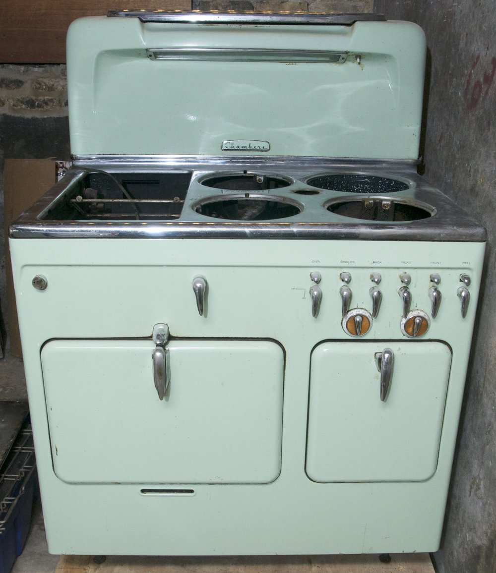 Inventory — Retro Stove & Gas Works