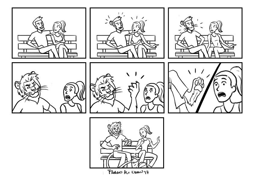 Lion-transformation-comic-strip-storyboard-by-fahad-ali-khan-animex.jpg