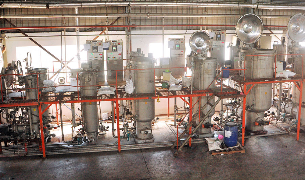 Dyeing Facility