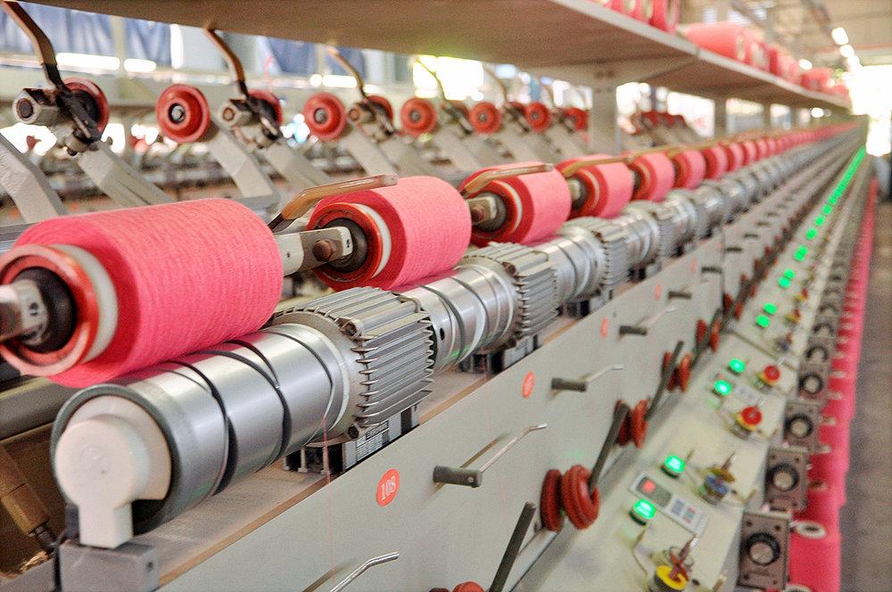 Yarn Spinning Equipment