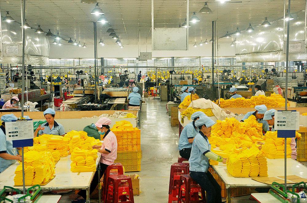 Sock Production