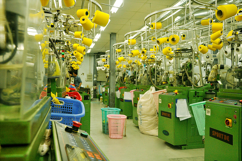 Knitting Equipment