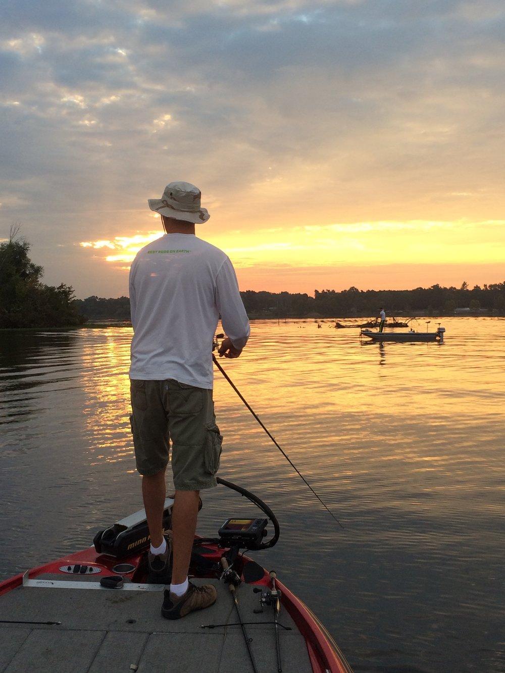 Fishing Lake Overcup
