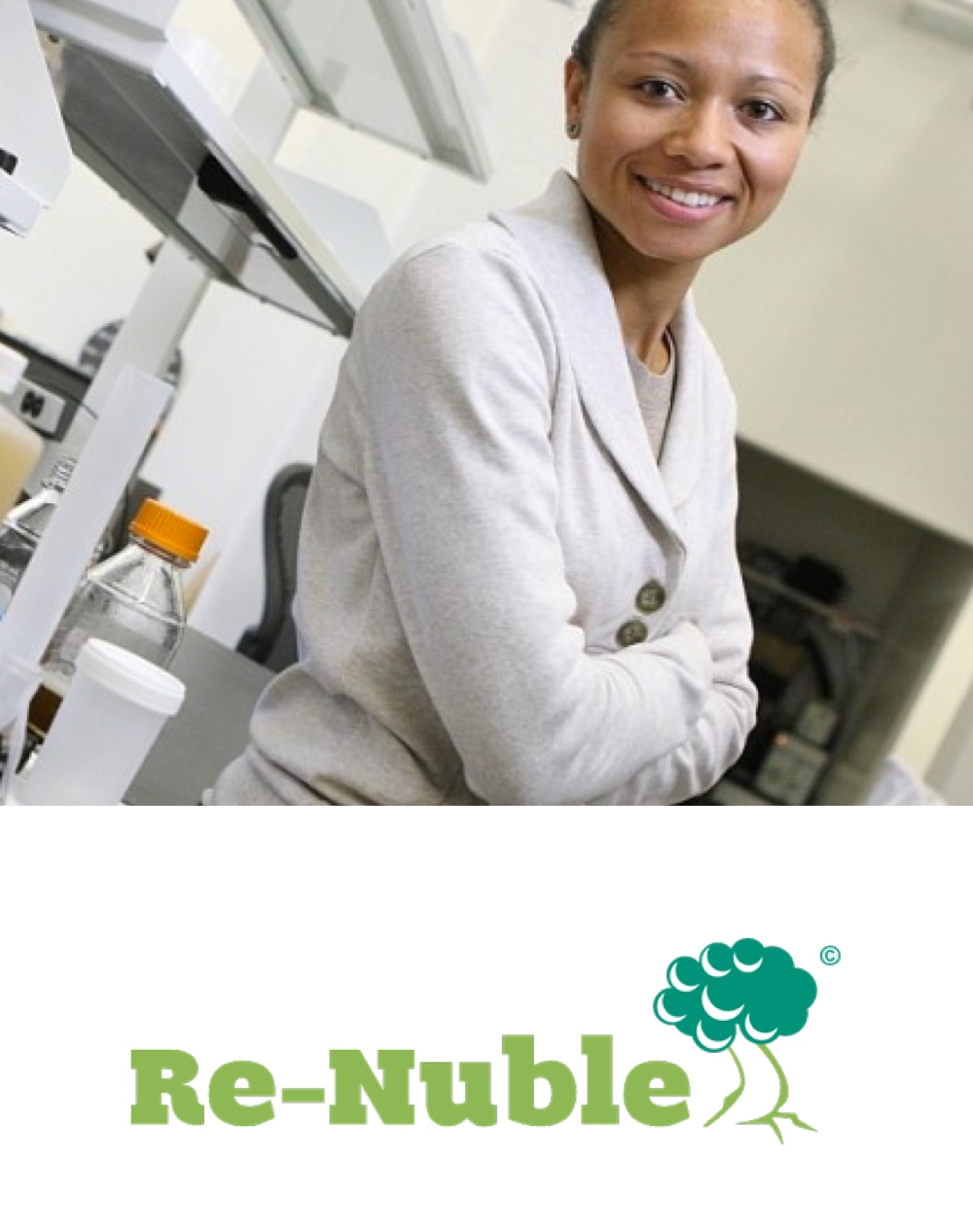 Re-Nuble's vision is to create closed loop agriculture systems throughout America and the world in which food waste does not exist, chemical additives have no place in our food, and farmers and growers feed their local communities, not landfills. -