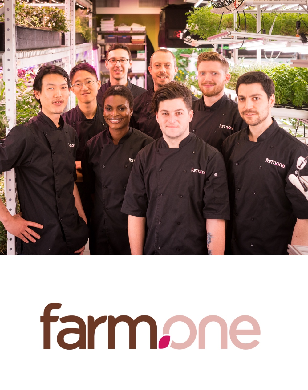 Farm.One grows rare herbs, edible flowers and microgreens for the best restaurants in New York City at two boutique chef's farms in downtown Manhattan. -