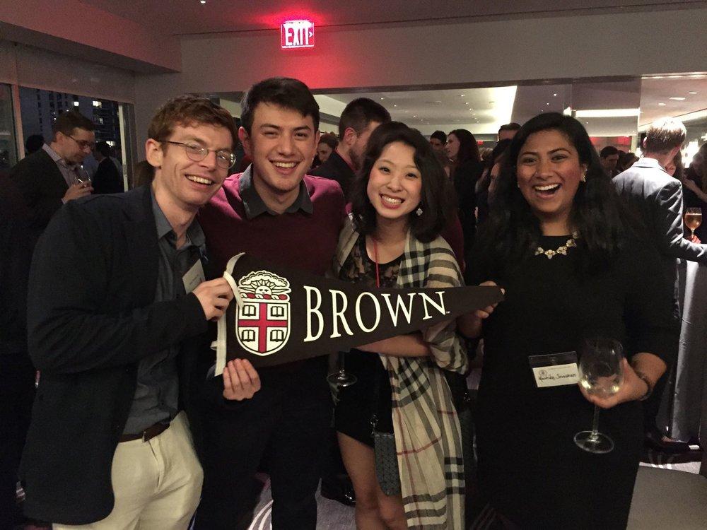 (credit: Brown University Club of New York)
