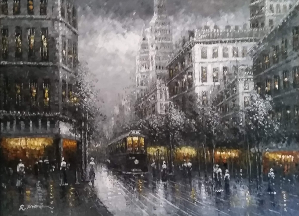 Design and Style painting