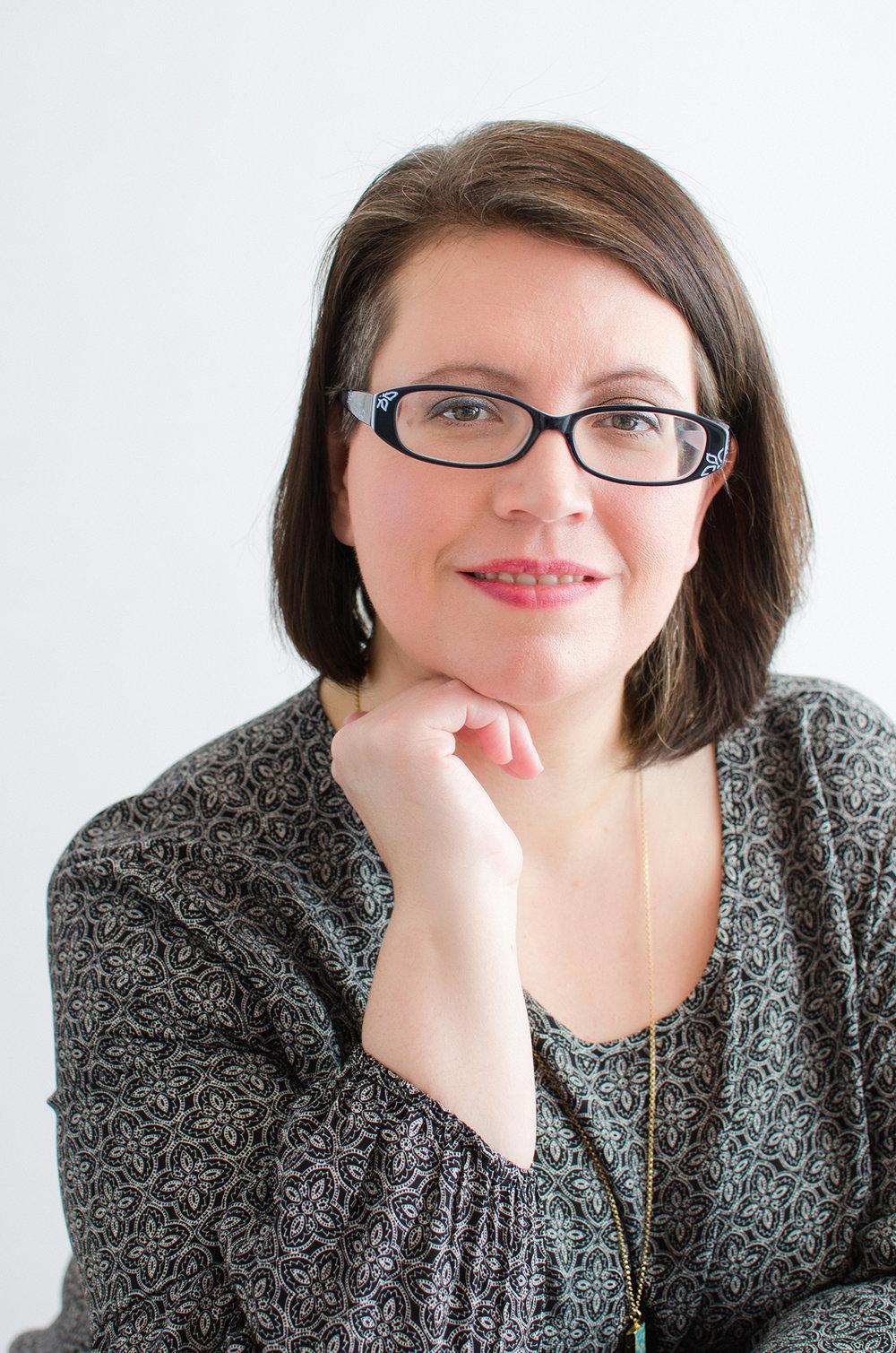 Kathy Rasmussen, Co-founder of Badassery Magazine
