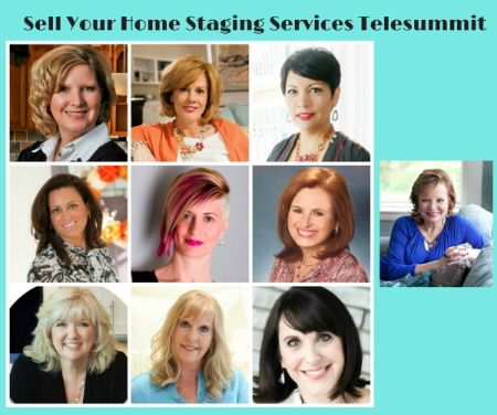 Sell Your Home Staging Services Telesummit