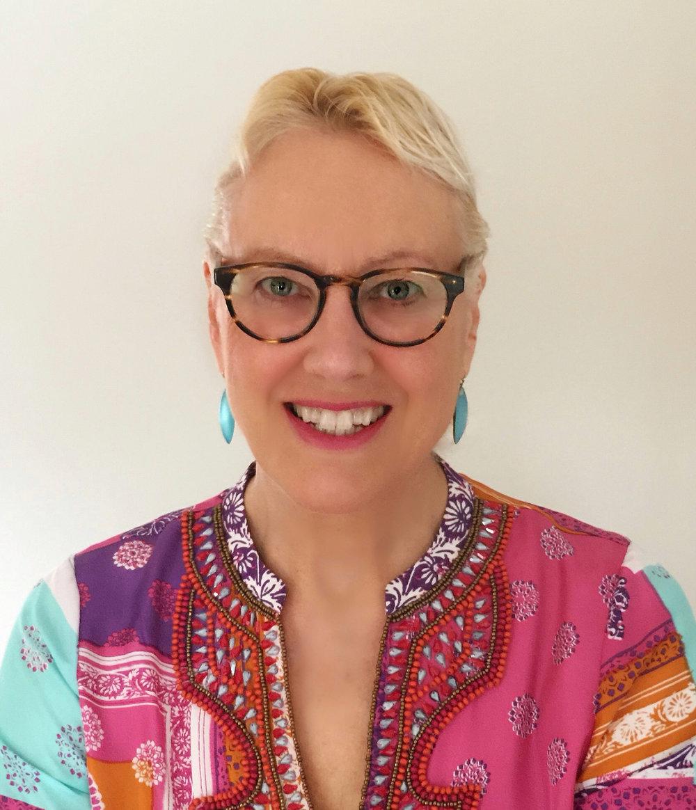 Linda Holt, of  Linda Holt Creative