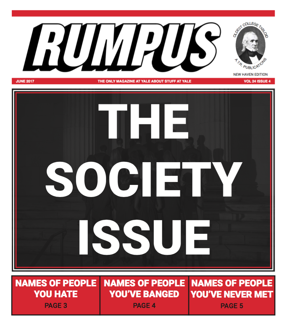 SOCIETY ISSUE 2017