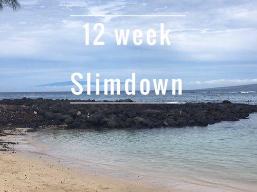 12 Week Slimdown SARAI