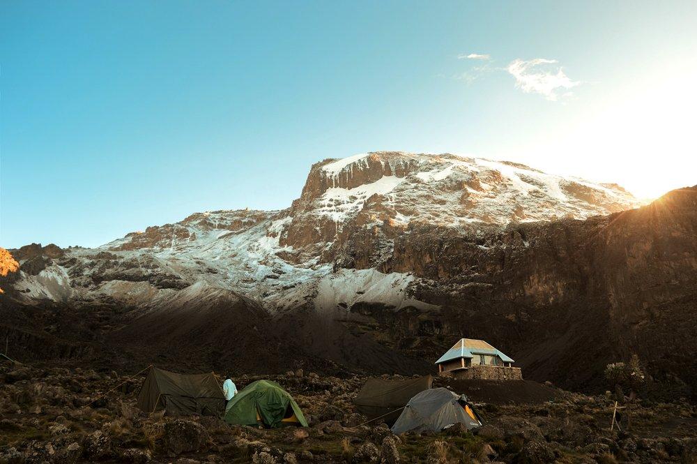 My Kilimanjaro Journey