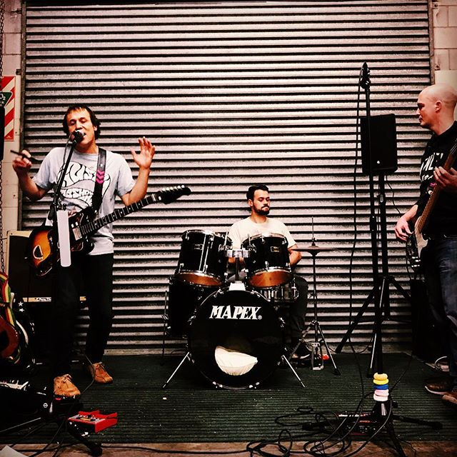 Gemini Noise. Band Practice... out there soon man! #TheGeminiEffect #AtomicBlues
