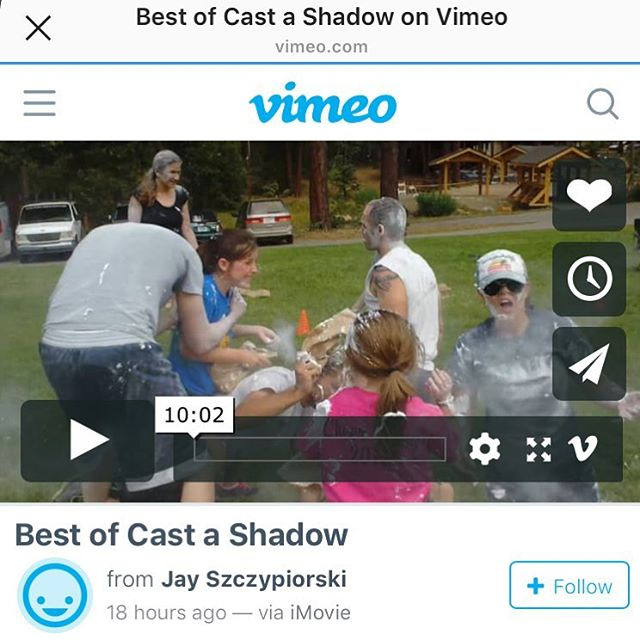 New Video up!! Link in profile. #bestofcastashadow