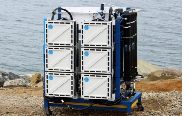 Porifera's first PFO system, at Point Hueneme in 2013,  testing sponsored by DARPA and performed by the Army, showcased the strength of PFO technology to dewater challenging feeds.