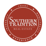 Southern Tradition Real Estate Stamp Logo