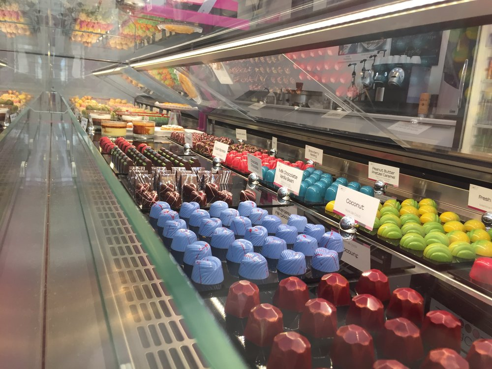 Tasty Pastries in Scottsdale Shopping Center