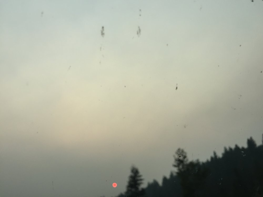 Very Smokey in BC