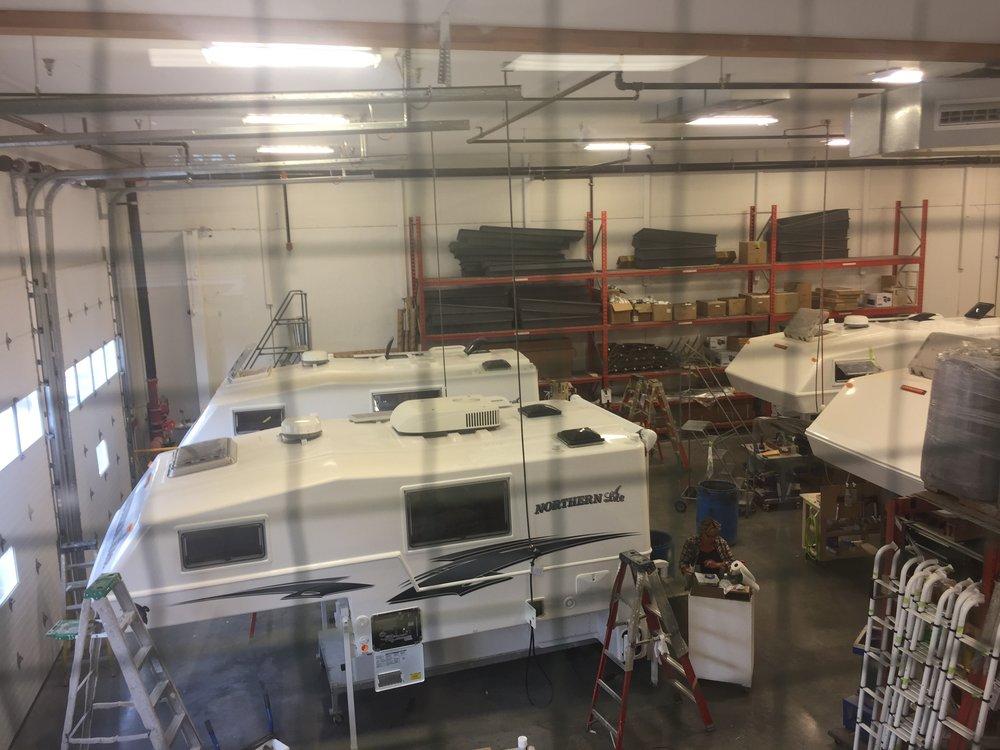 Northern Lite Factory Kelowna, BC
