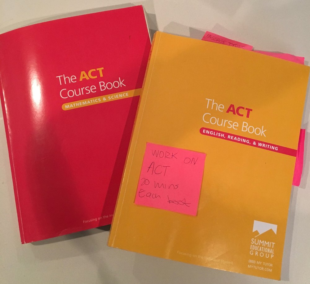 ACT-prep-study-guide
