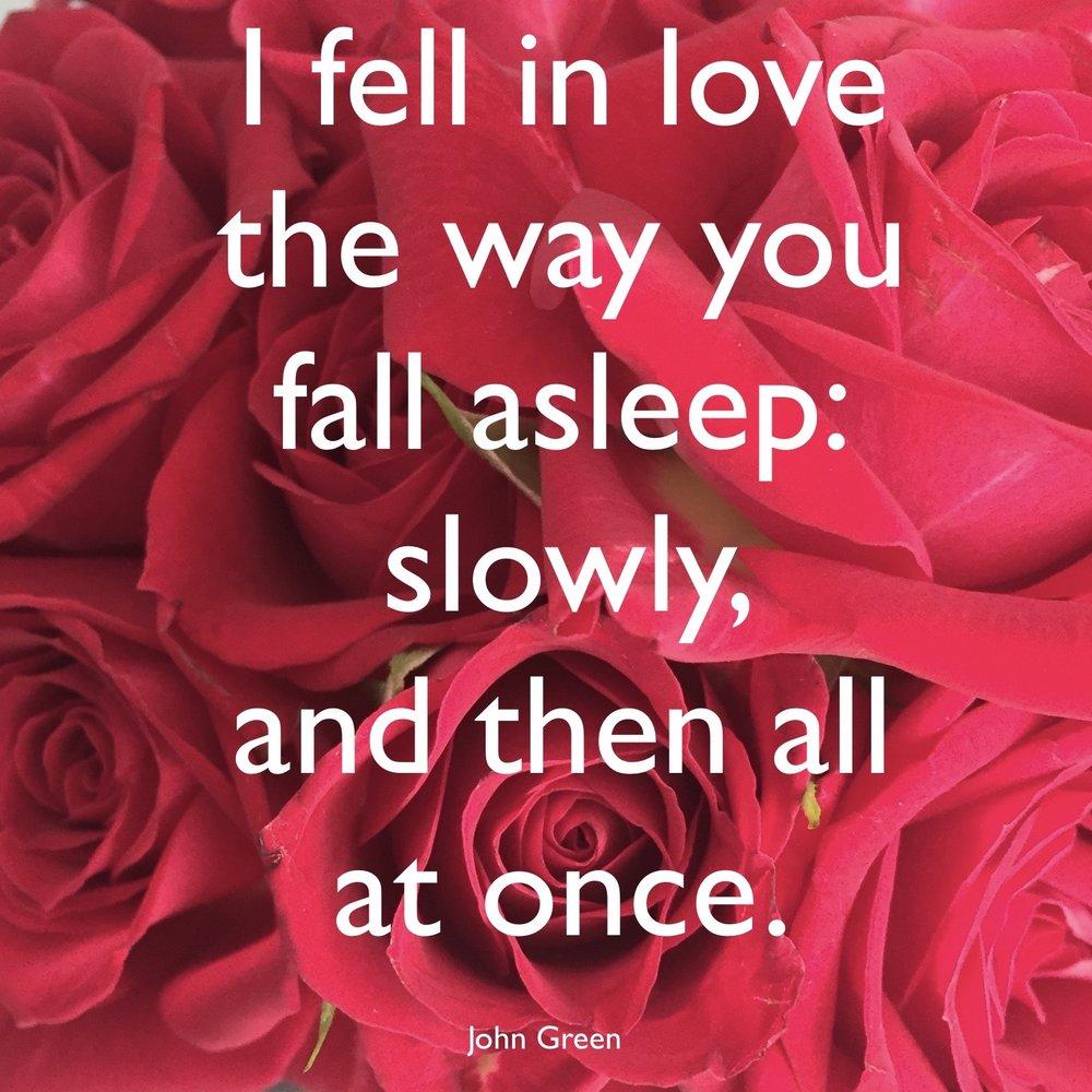 bestow-asleep