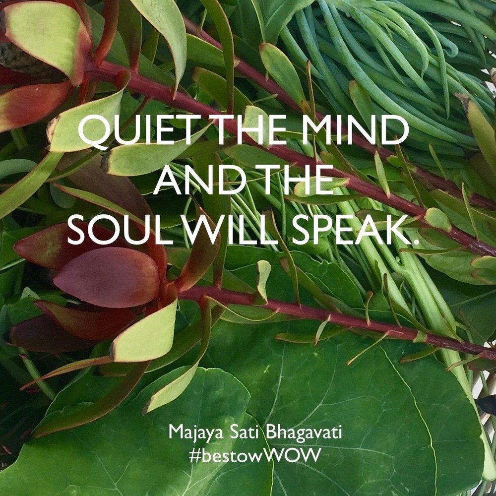 bestow_quiet