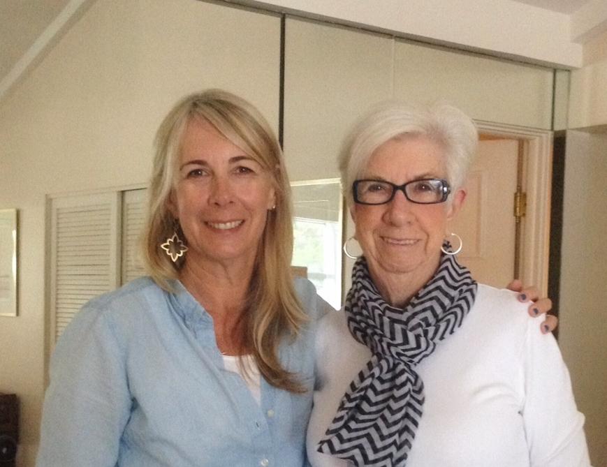 Lisa & Barbara Meyer